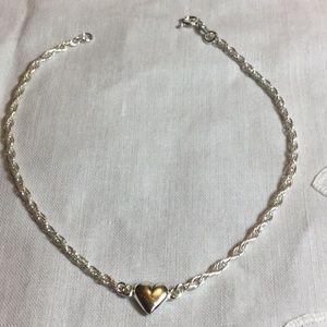 Jewelry - 925 Italy Ankle Bracelet